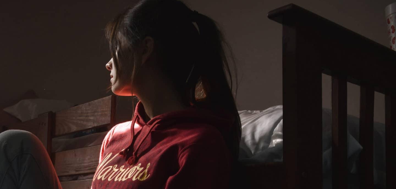 Die fehlende Struktur des Alltags macht depressiven Jugendlichen schwer zu schaffen.