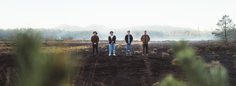 Die Jungs aus Baden-Württemberg. machen seit 2017 zusammen Musik.