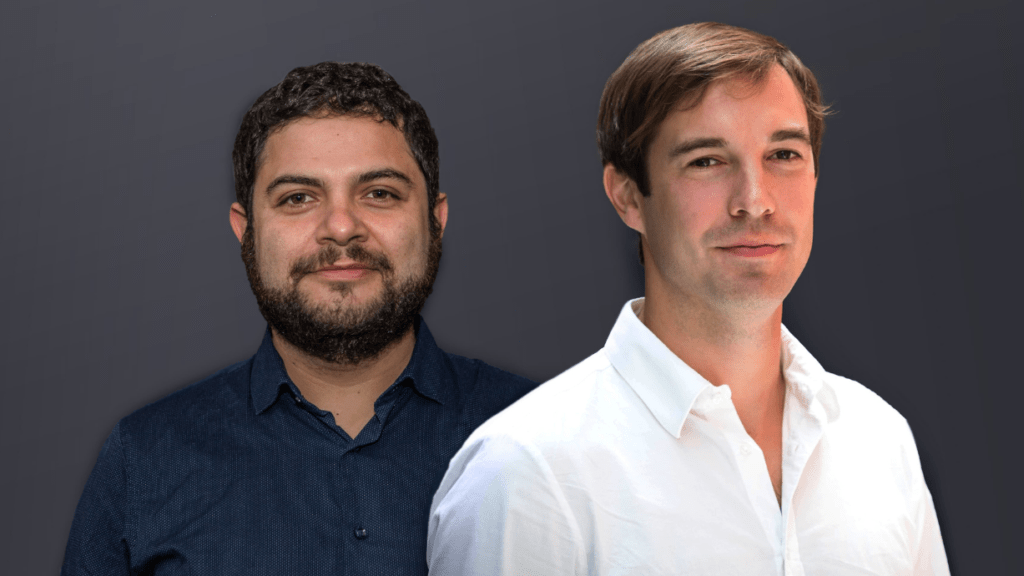 Camilo Wilisch und Sebastian Kreßner