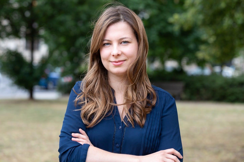 Portrait Foto von Jamila Schäfer